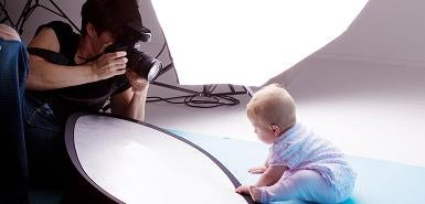 Illustration for article titled The Life Of A Baby Model? Not That Glam