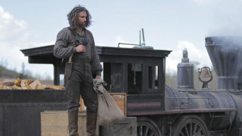 Illustration for article titled AMC puts down enough tracks for one last season of Hell On Wheels