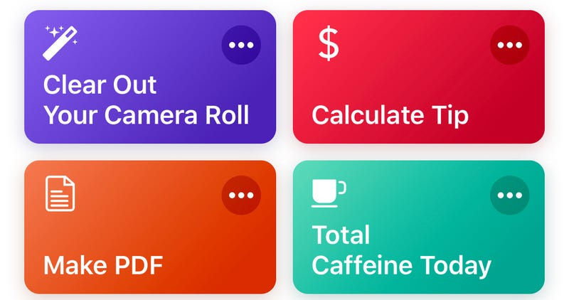 Clear Out Your Camera Roll With an iOS Shortcut [Updated]
