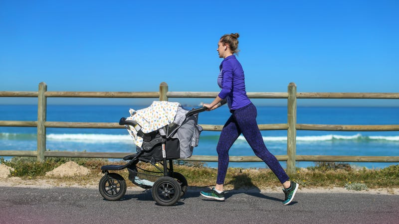Illustration for article titled Stop Covering Your Baby's Stroller With a Blanket