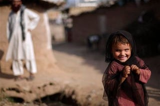 Illustration for article titled A Child's Smile Lights Up Islamabad