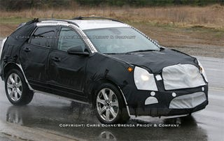 Illustration for article titled 2010 Cadillac SRX Is The BRX