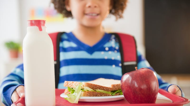 Illustration for article titled Anonymous benefactor who paid off $10,000 in school lunch debt swells our Grinch hearts