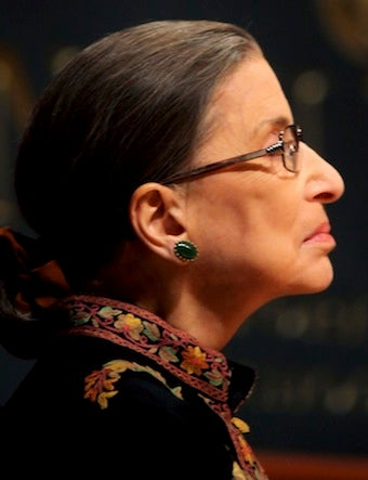 Illustration for article titled What Ginsburg Actually Said About Abortion Rights