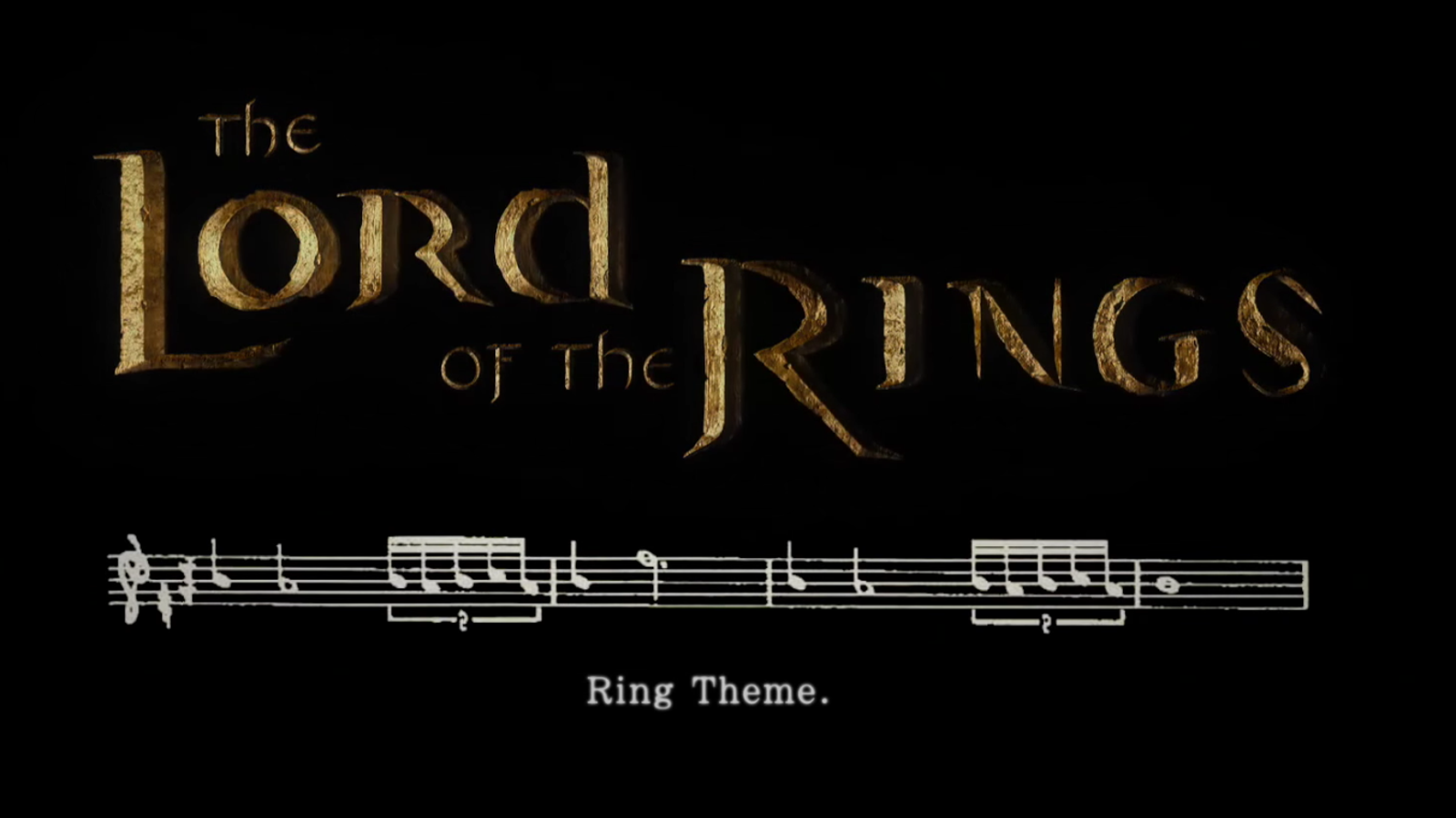 This Video Breaks Down The Fellowship of the Ring's Score, Reminds Us The Film Is Genius