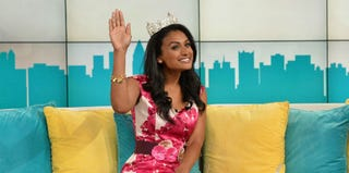 Nina Davuluri (Mike Coppola/Getty Images)