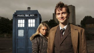 Illustration for article titled Confirmed: David Tennant and Billie Piper will return for Doctor Who's 50th anniversary special!