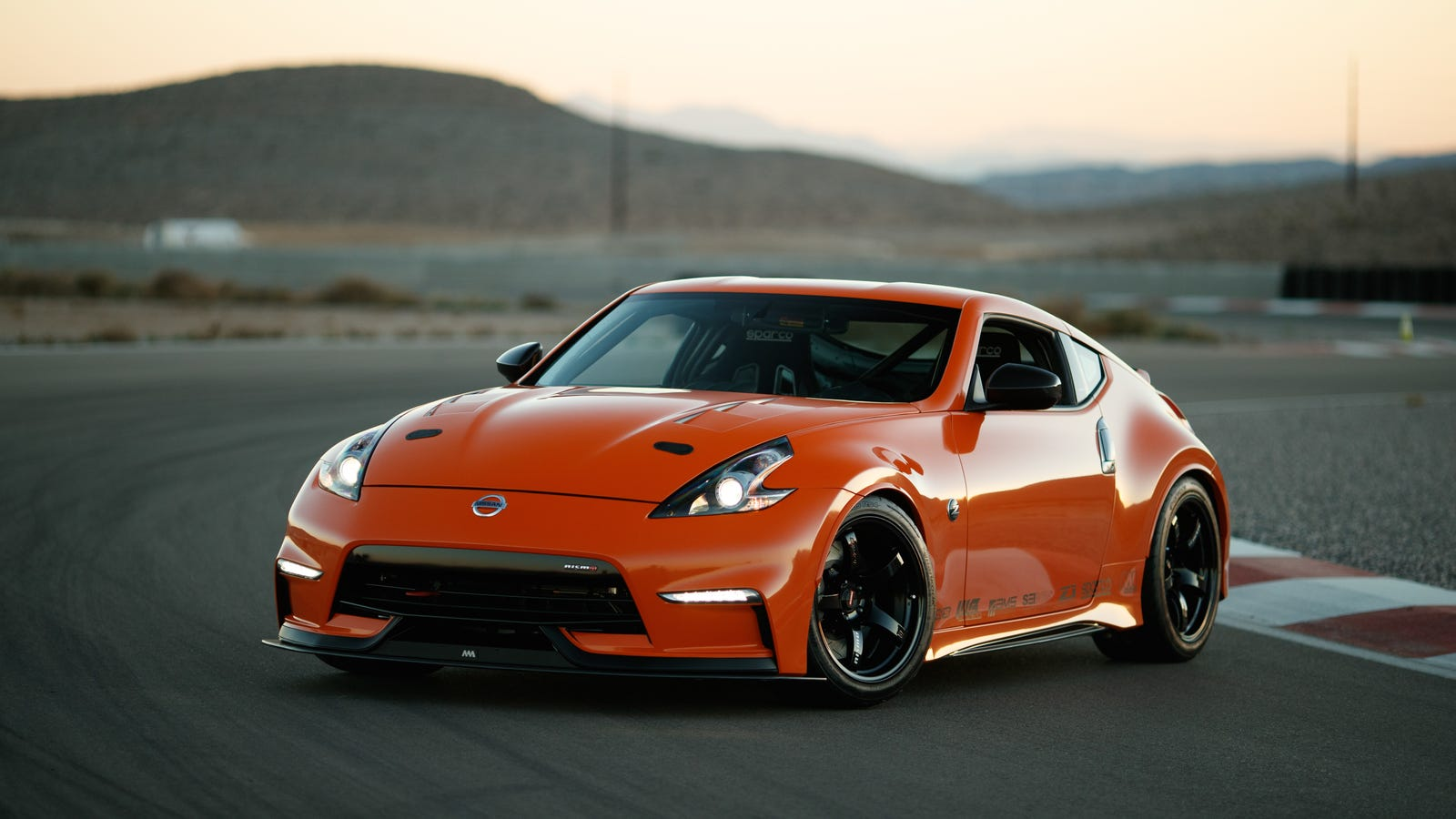 The Only Thing This 400-HP Nissan 370Z SEMA Project Car ...