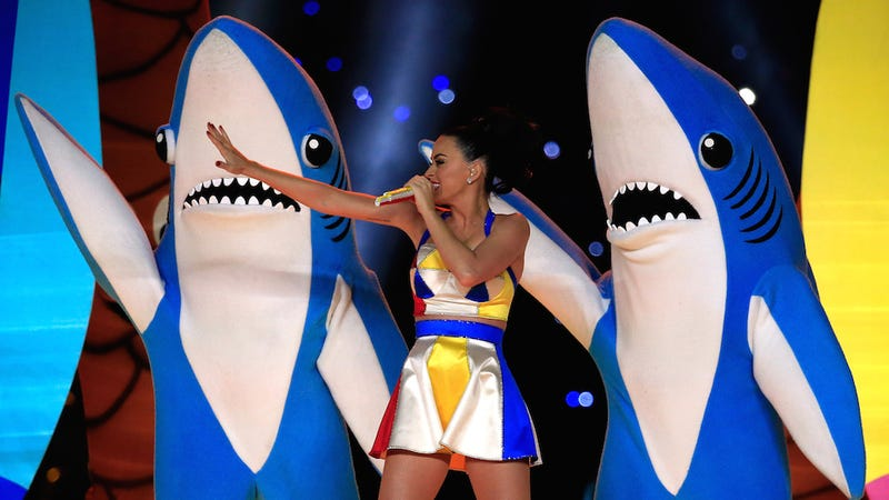 Illustration for article titled Are You the Idiot Who Would Buy Katy Perry's Left Shark Onesie?
