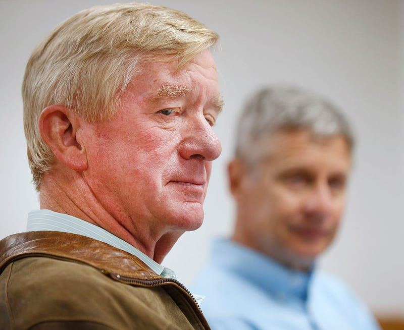 Illustration for article titled A New Challenger Approaches: Bill Weld Announces Exploratory Committee