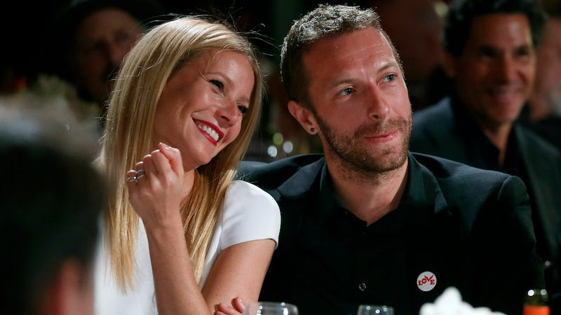Illustration for article titled Gwyneth Paltrow Says She and Her Ex Chris Martin Are More Like Brother and Sister Now