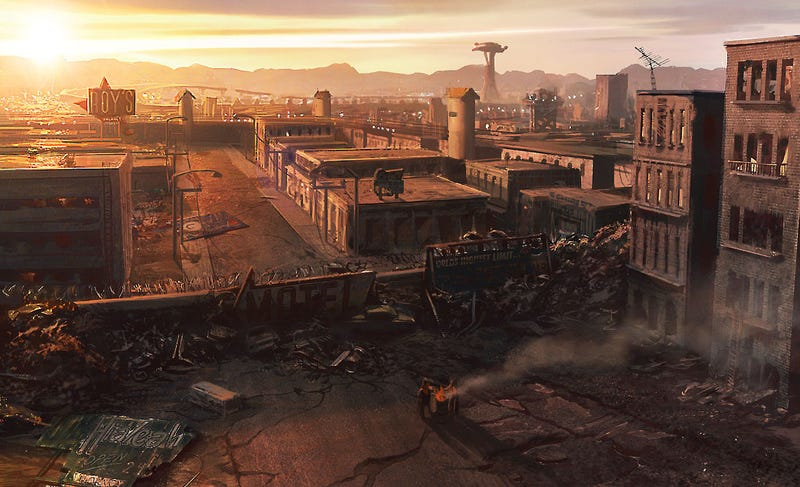 Illustration for article titled What Happens In New Vegas Stays In New Vegas