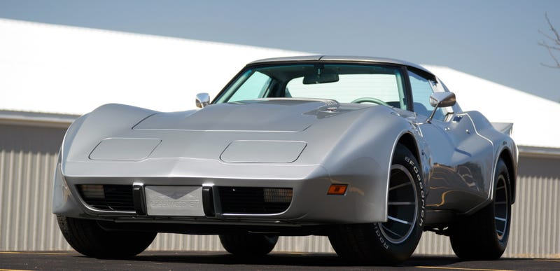 Illustration for article titled If I Had A C3 Corvette It Would Look Like This