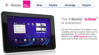 The T-Mobile G-Slate Is $100 Off if You Know the Secret Password