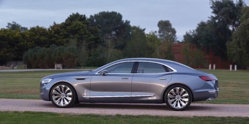 Buick concept avenir