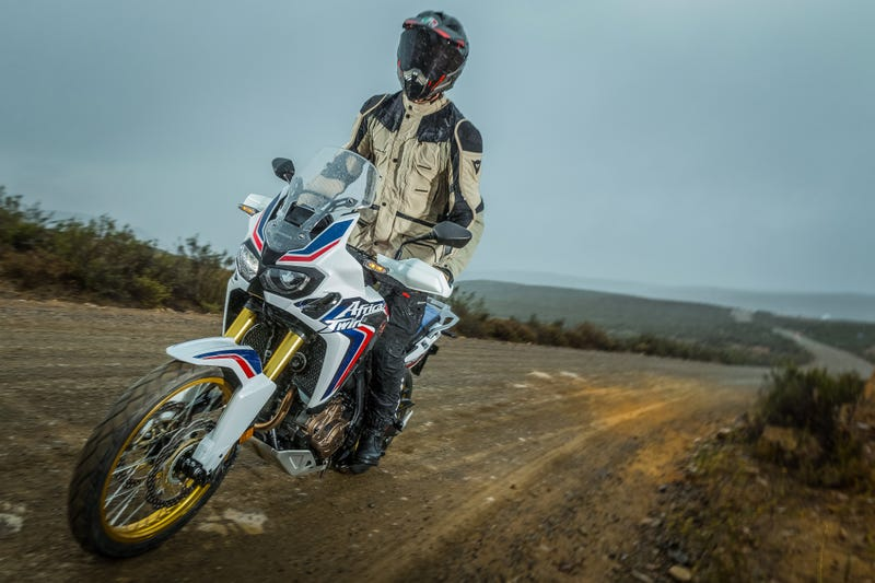 Illustration for article titled Here's The Adventure Gear I Wore To Test The Honda Africa Twin, And How It Held Up