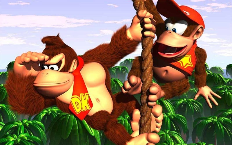Illustration for article titled The Making of Donkey Kong Country