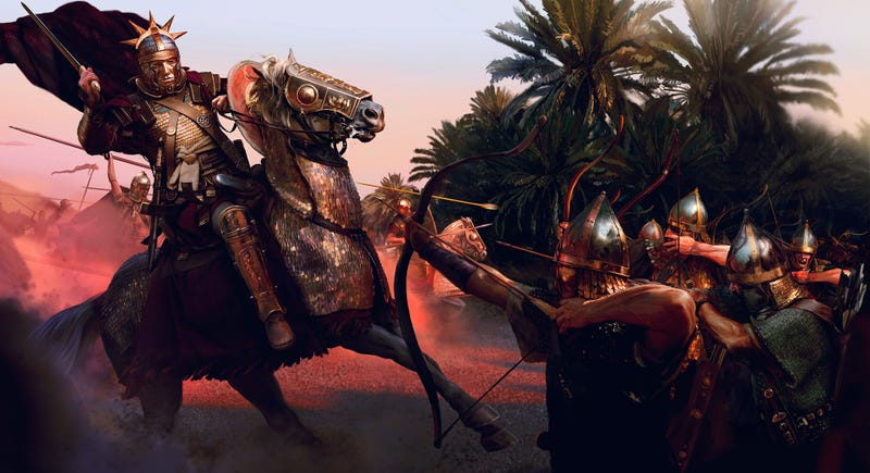 Illustration for article titled Total War: Rome 2 Dug Up From Its Grave For A New Expansion