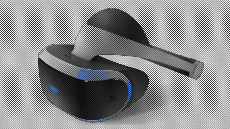 "Illustration for article titled Screen-Door Effect: PlayStationVR Supposedly Has ""None"", Probably Doesn't Matter"