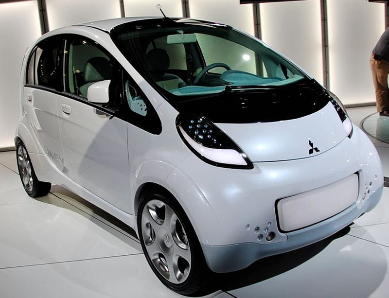 Illustration for article titled Mitsubishi iMiev Electric Confirmed For US Market