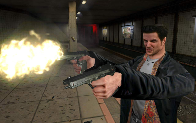 Illustration for article titled Max Payne Still Holds Up
