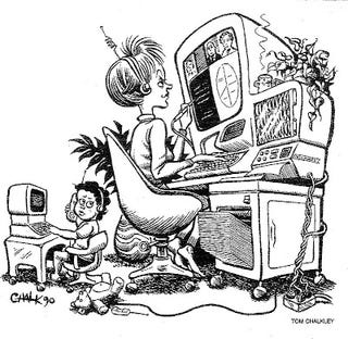 Illustration for article titled Start 'em Young (1991)