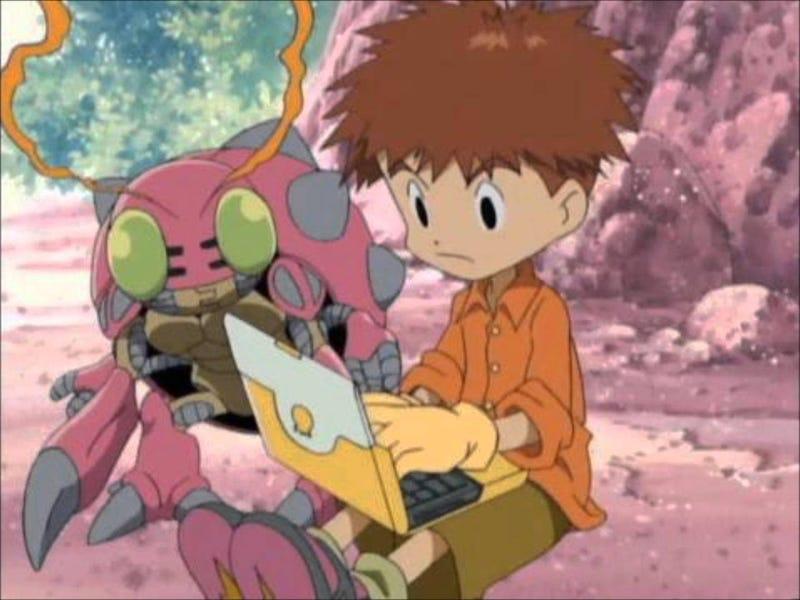 """Illustration for article titled The Greatest DigiDestined is Koushiro """"Izzy"""" Izumi"""