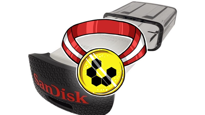 Illustration for article titled Most Popular USB 3.0 Flash Drive: SanDisk Ultra Fit
