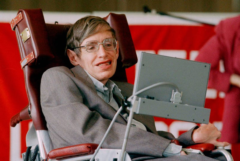 Illustration for article titled El célebre físico Stephen Hawking ha muerto a los 76 años