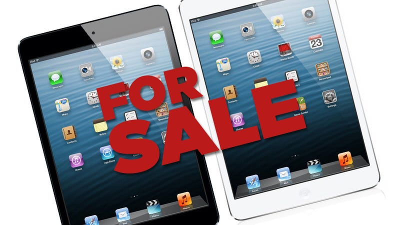 Illustration for article titled Where to Sell Your iPad or iPad Mini For the Most Money