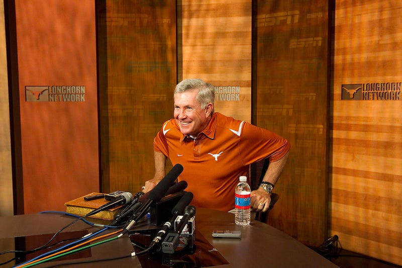 Illustration for article titled ESPN Will Put Unranked Texas In The Top 25, Now That They Own The Longhorn Network