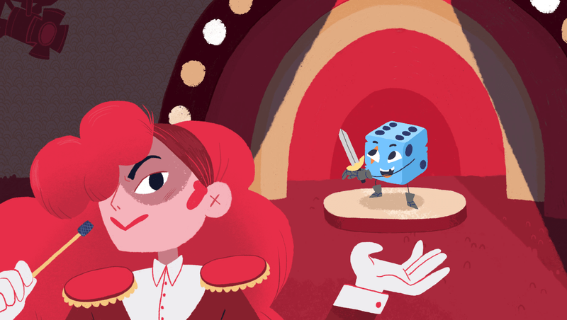 Illustration for article titled Dicey Dungeons Is A Good Entry Point For Deck Builders