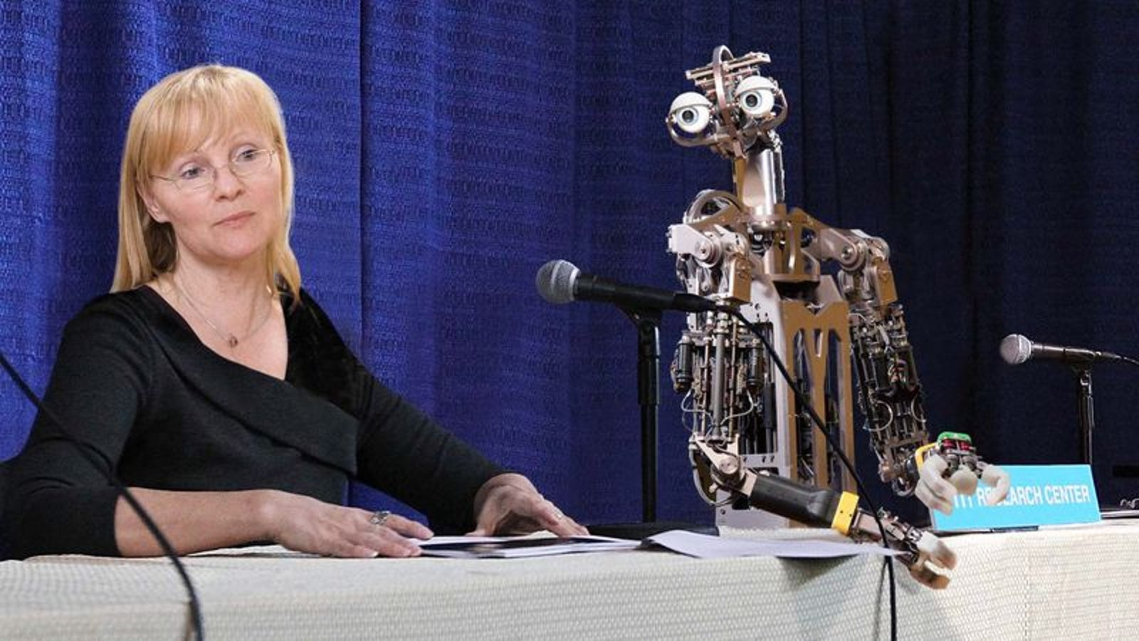 MIT Scientists Create Robot Capable Of Feeling Lust