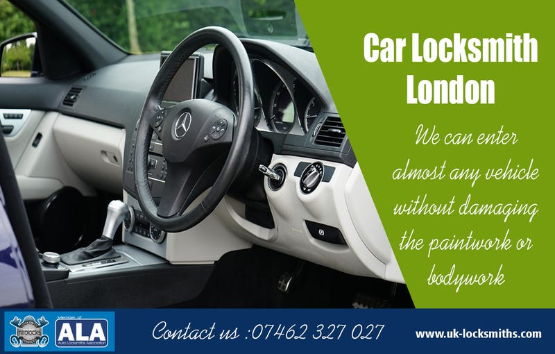 Illustration for article titled Car Locksmith London   | Call - 07462 327 027 | uk-locksmiths.com