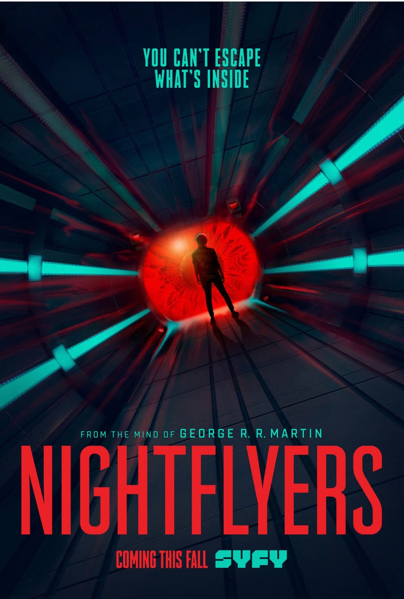 Illustration for article titled Nightflyers