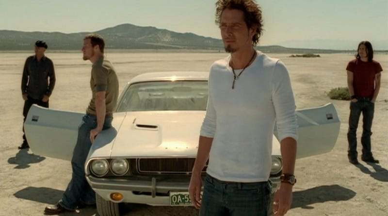 Image via YouTube: Show Me How To Live by Audioslave