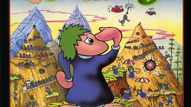 (Image: Original Lemmings box art)