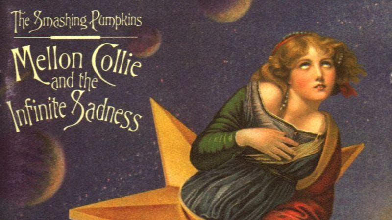 Illustration for article titled Smashing Pumpkins' Mellon Collie And The Infinite Sadness getting a deluxe reissue