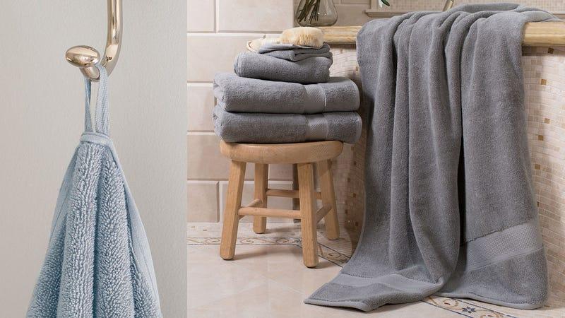 Crane & Canopy Bath Sheets