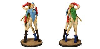 Illustration for article titled Twice The Cammy, Twice The Thong