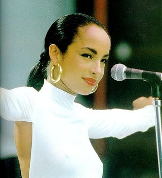 Sade…A Soldier of Stepping