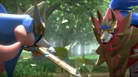 Not All Pokémon Can Be Imported Into Sword and Shield