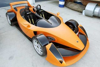 Illustration for article titled $700,000 Kiwi-Flavored Hulme CanAm Revealed At A1GP