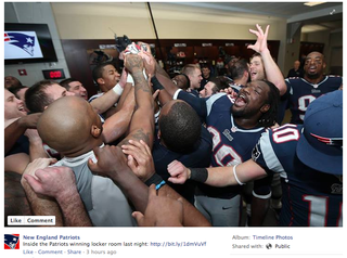 Illustration for article titled Tom Brady Left Hanging Yet Again