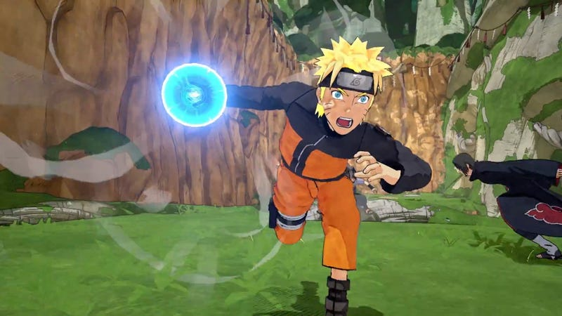 Illustration for article titled The New Naruto Game Is All About Class-Based Online Ninja Team Battles