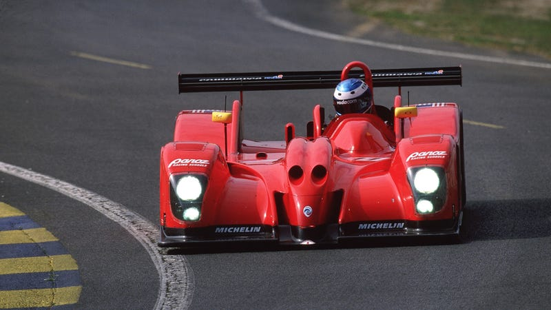 What S The Most Interesting Failed Endurance Race Car