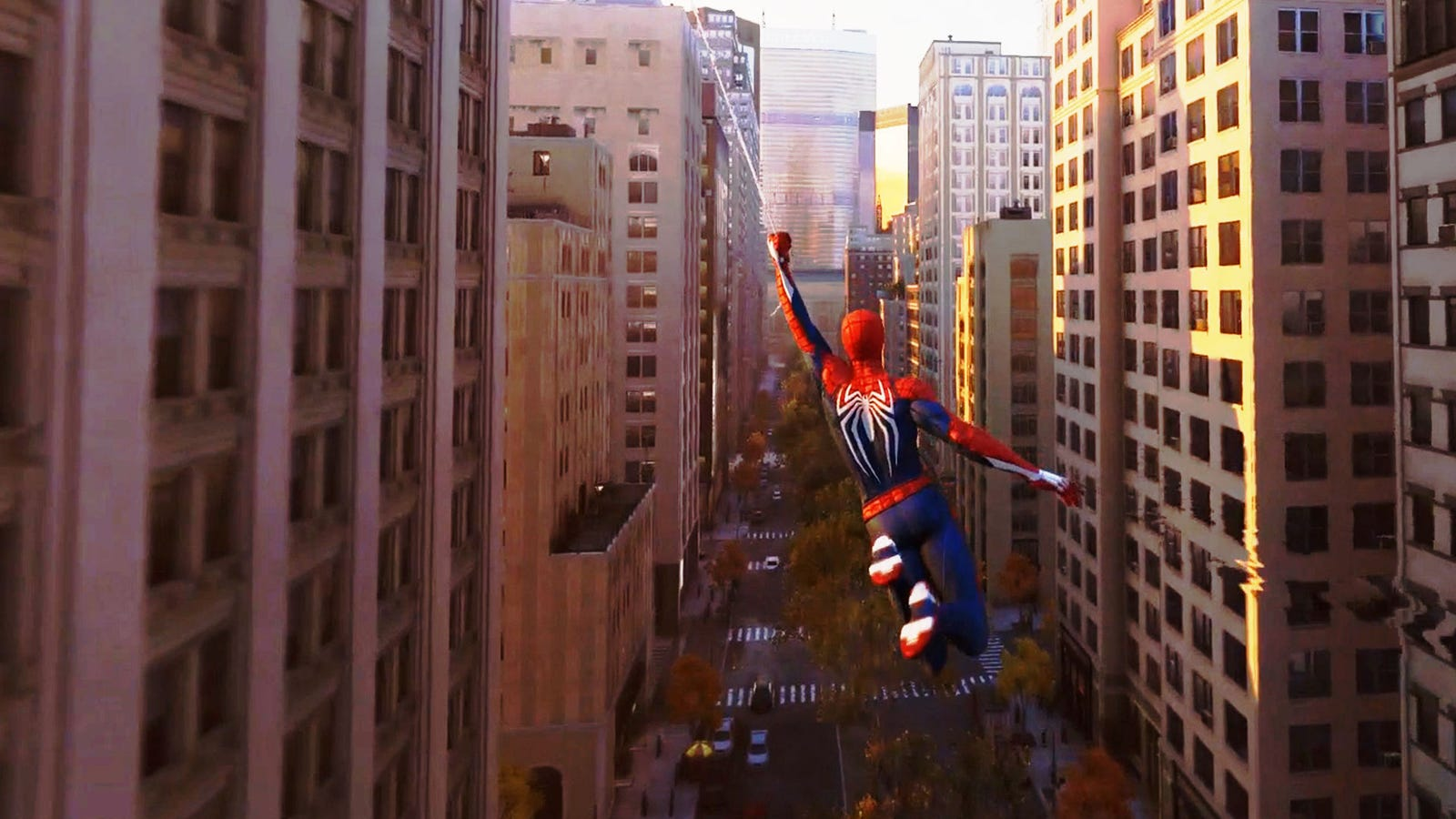 Sonys New Game Turns Spider-Man Into A Cop And Its No Fun
