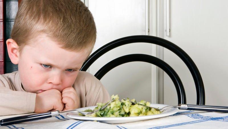 Illustration for article titled Tips For Handling A Picky Eater