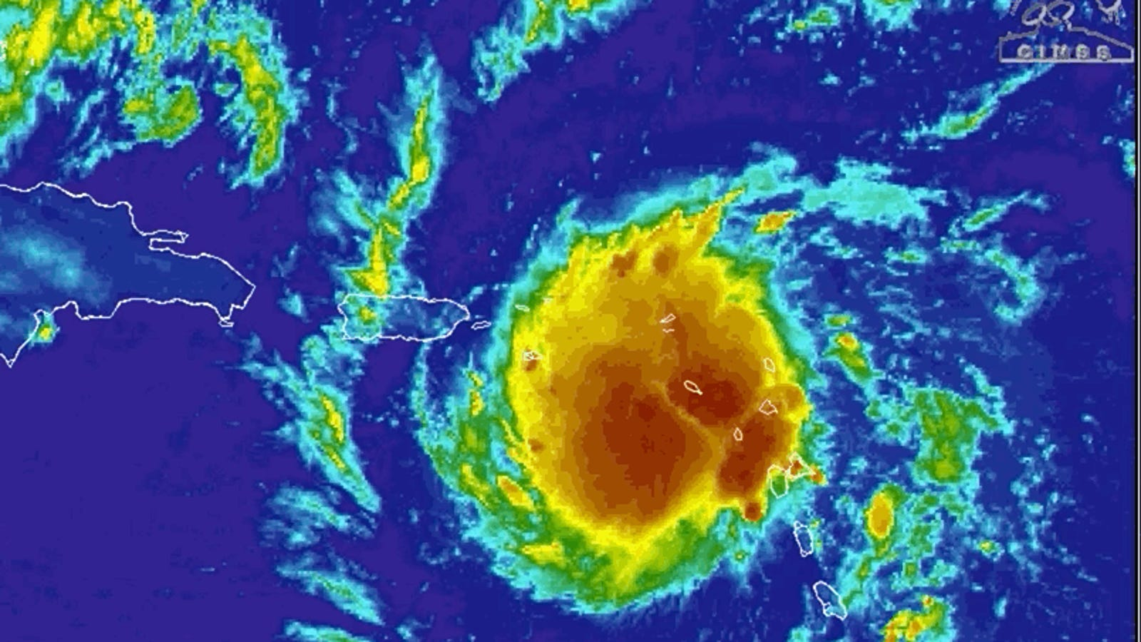 Puerto Rico Battens Down the Hatches as Tropical Storm Dorian Nears