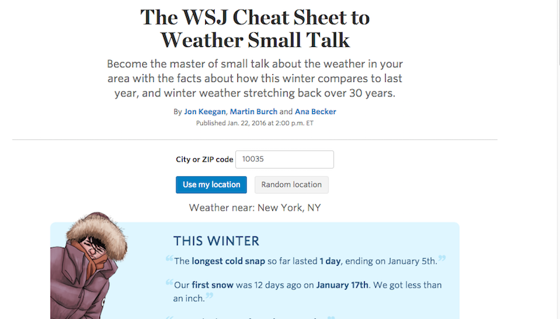 Illustration for article titled This Weather Cheat Sheet Makes Sure You Always Have Factoids In Your Back Pocket